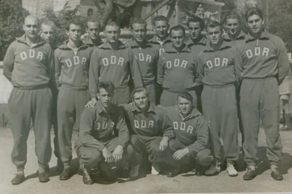 Historie_Männerrmannschaft_DDR-Vizemeister_1952