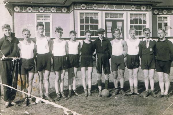 Historie_MTV von 1861_Jugendmannschaft_1928
