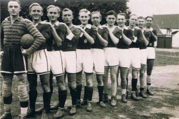 Historie_MTV von 1861_Männermannschaft_1932