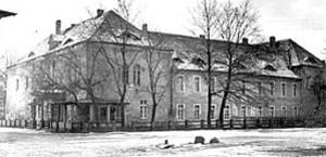 Stadt Calbe -Schloss 1940