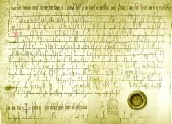 Stadt Calbe -Urkunde 936