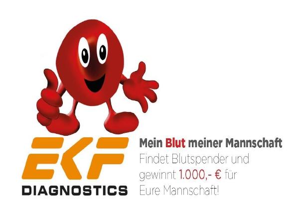 EKF Sport Sponsoring Logo