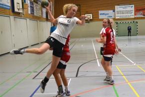 Juliane Gaul steuerte gegen Schönebeck vier Treffer bei.