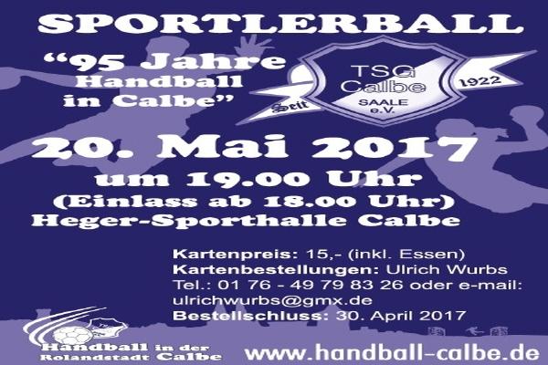 Flyer - Sportlerball - Kopie