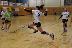 Die A-Jugendliche Lee-Ann Neetz war gegen den TSV Niederndodeleben 2 mit einem Tor beteiligt.