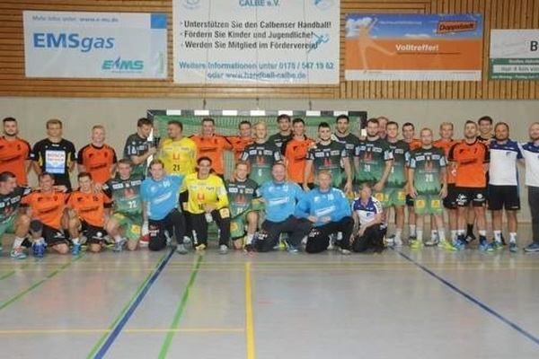 Tsg Calbe Handball